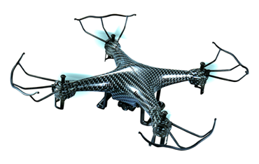 Sky Drones HD PRO X1 Virtual Reality Live Streaming Drone Bonus Extra Battery